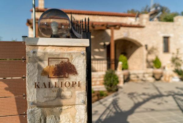 Kalliopi Villa